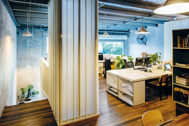 North Lakes Office Fitout by Nielsen Workshop & Morgan Jenkins Architecture