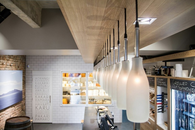 2013 eat drink design awards architecture now for Best retail store design