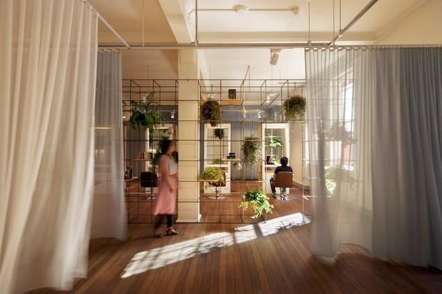 Facet Studio's Blu Creativity, Sydney, Australia.