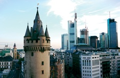 Frankfurt: Out & About