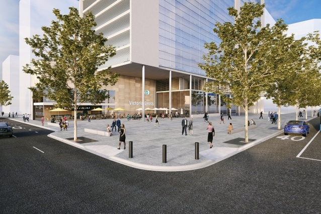 Proposed Sydney Metro station at Victoria Cross to be designed by Foster and Partners and Architectus