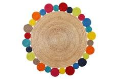 Win a Daisy rug from Armadillo & Co.