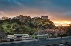 International design competition for pavilion at Edinburgh Castle