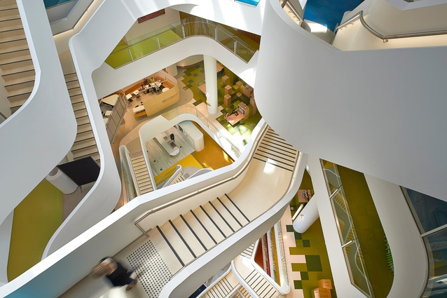 Medibank by Hassell.