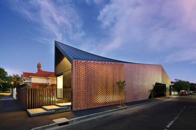 Harold Street Residence by Jackson Clements Burrows.