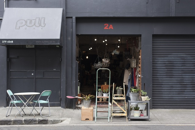 The grit of Auckland's Cross Street has attracted nascent and established design businesses.