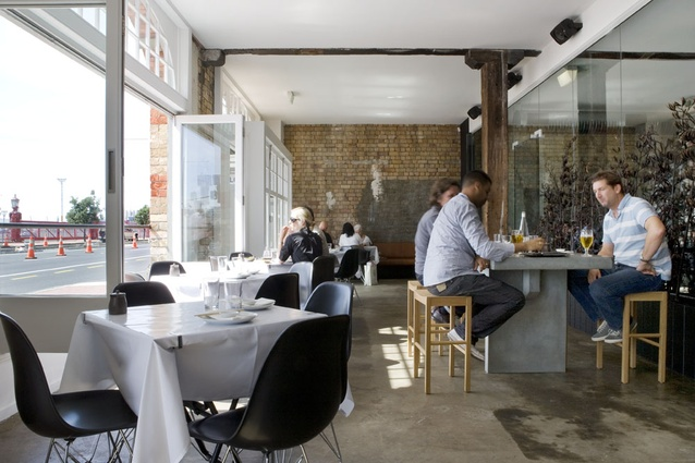 Ebisu: Modern Japanese food is on the menu at this chic eatery in the Britomart precinct. Interiors by Kirsty Mitchell. 116 Quay Street; ebisu.co.nz. Open all days for lunch and dinner except for lunch on Sat and Sun.