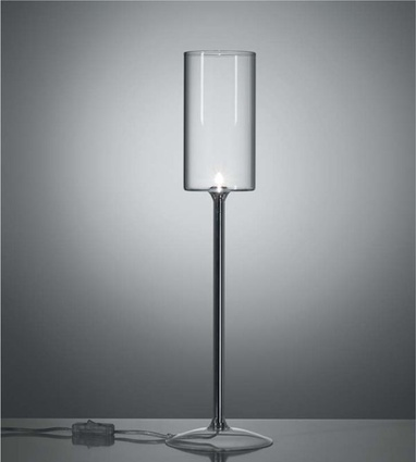 Spillray table lamp.