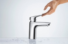 New Logis mixer range from Hansgrohe