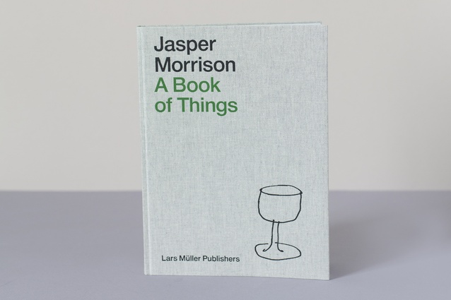 A Book of Things by Jasper Morrison | 