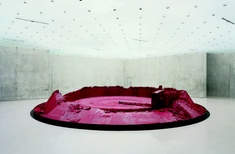 Anish Kapoor at the MCA, Sydney