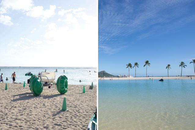 Honolulu is Hawaii's largest city.