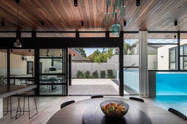Ivanhoe House by Kavellaris Urban Design.