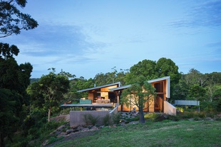 Lost World pavilions: Ridge House