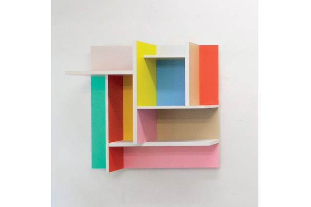 """Pico Balla shelf by Enzo Zak Lux I Not for sale from  <a  href=""""http://news.imm-cologne.com/2016/12/pure-talents-niominee-enzo-zak-lux-the-best-ideas-come-to-me-when-im-out-jogging/"""" target=""""_blank""""><u>Pure Talents Contest at imm Cologne 2017</u></a>"""
