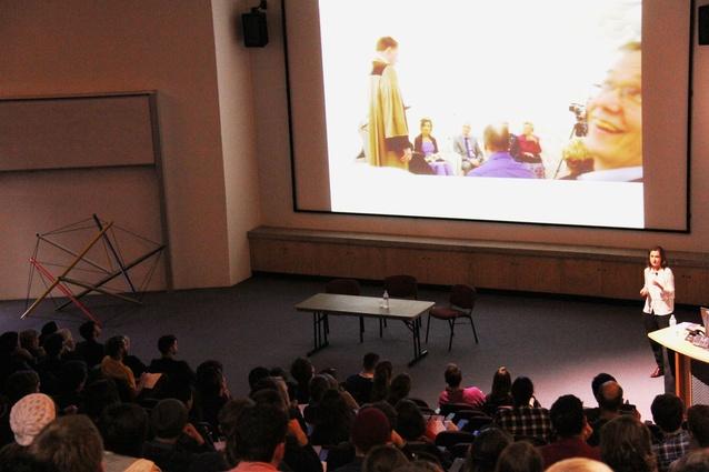 Speaker: Hedwig Heinsman, DUS Architects.