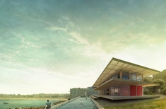 Container vacation house competition winners