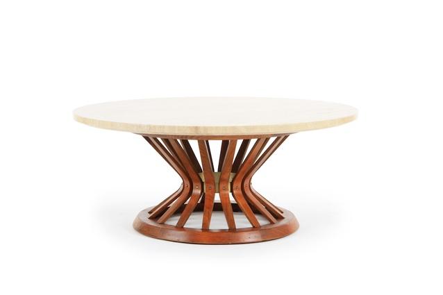 Edward Wormley Wheat Sheaf coffee table.