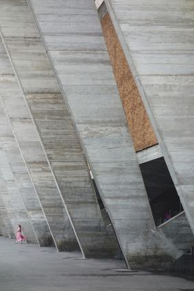 Museum of Modern Art, Rio de Janeiro, Brazil.