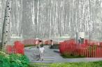 Passchendaele Memorial Garden