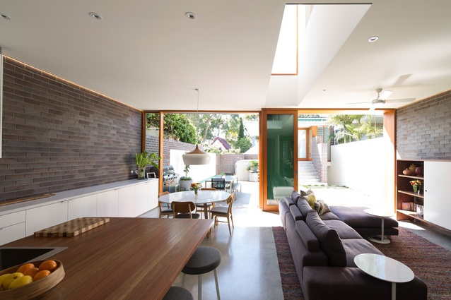 Green House by Carterwilliamson Architects.