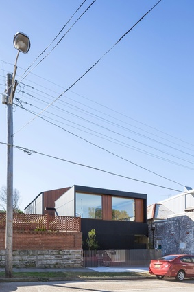 Attached Houses in Bronte by Plus Minus Design.