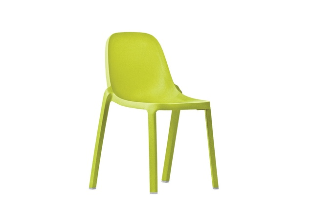 Broom chair by Philippe Starck for Emeco.