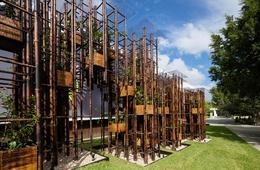 Bamboo beginning: Green Ladder