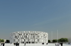 Iraq's new parliament complex unveiled