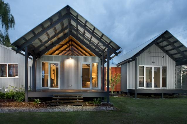 2015 newcastle architecture awards architectureau for Beach house designs newcastle