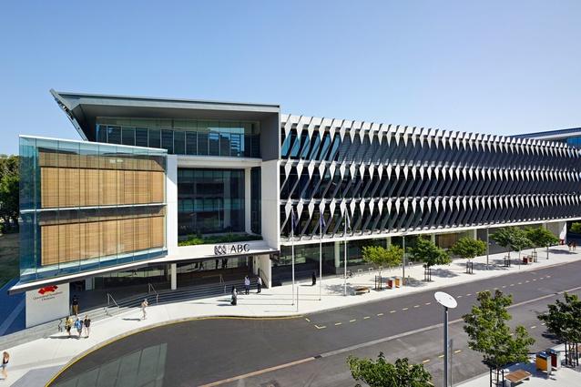 ABC Brisbane Accommodation Project by Richard Kirk Architect.