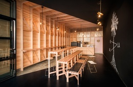 2015 Eat Drink Design Awards shortlist: Best Cafe Design