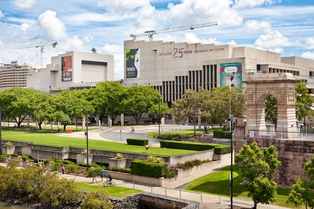 Queensland Performing Arts Centre.