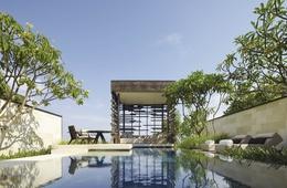 Alila Villas Uluwatu, Bali, Indonesia