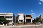 Urban osmosis: Three Marrickville Houses