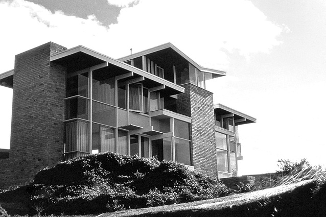 Iggulden House, Beaumaris, 1955.