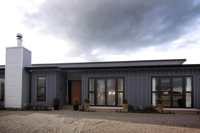 Wellington region supreme homes revealed architecture now for Household articles ltd registered design