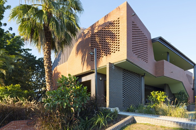 St Sebastian's Primary School (Qld) by Elizabeth Watson Brown Architects and Architectus.