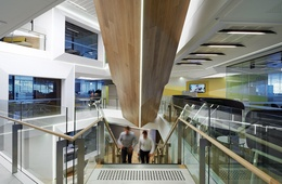ANZ Tower interiors, Sydney