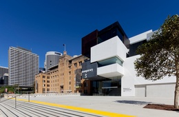 The reimagined Museum of Contemporary Art