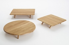 Bomba tables inspired by intuitive dance