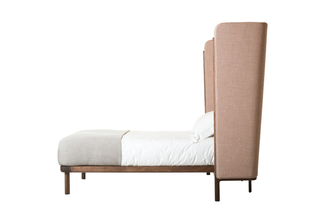 Dubois bed by Nichetto.