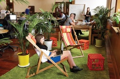 Exploring the future of workplace design