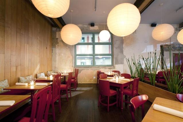 Cafe Hanoi, Britomart, Auckland.