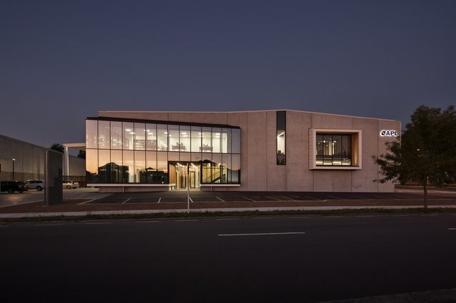 Commercial Architecture category finalist: APL Factory, Hamilton by Jasmax.