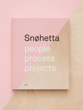 "<i>Snøhetta: People, Process, Projects</i> was published in June 2015, parallel with the opening of the Snøhetta exhibition at the Danish Architecture Centre in Copenhagen. The book celebrates the ""less obvious views and details"" of Snøhetta's work."