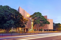 FJMT building for UNSW complete