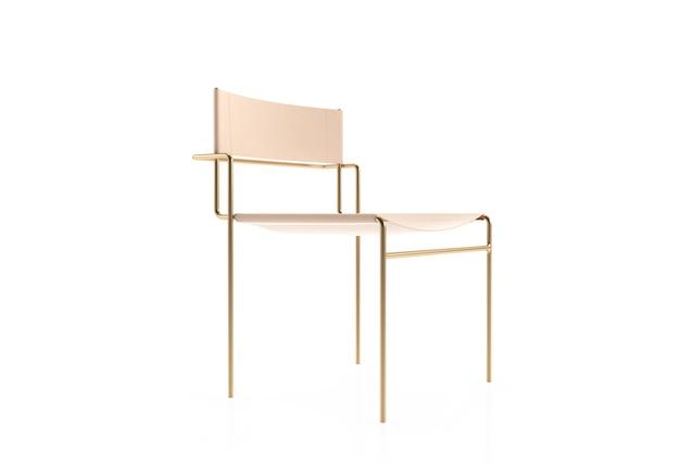 Tmida chair, 2015.