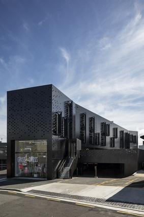Commercial winner: Pollen Street Office, Ponsonby by RTA Studio.
