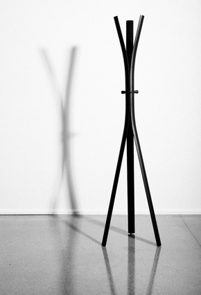 The Peel coat stand.
